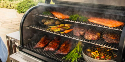 Want to win a Traeger grill?
